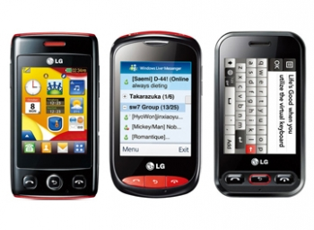 lg t310 wink style games