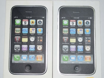Xuất hiện iPhone 3GS 'dựng'