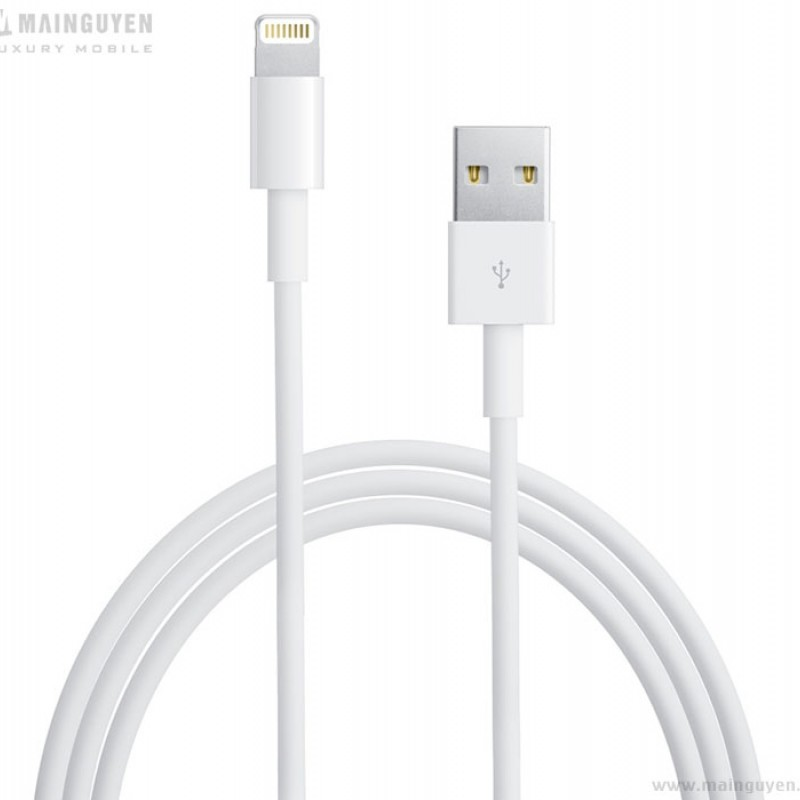 Apple Lightning to USB Cable (1m) (MD818ZM) 3