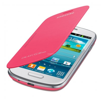Samsung Galaxy S III mini Flip Cover