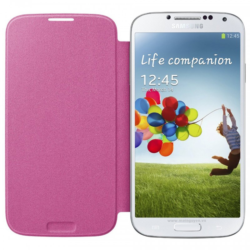 Samsung Galaxy S4 Flip Cover 13