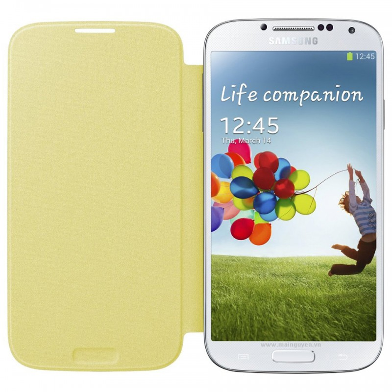 Samsung Galaxy S4 Flip Cover 3