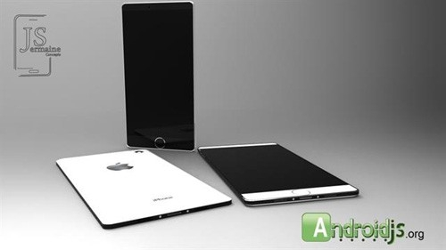 iPhone 6 Concept mang hơi hướng Android