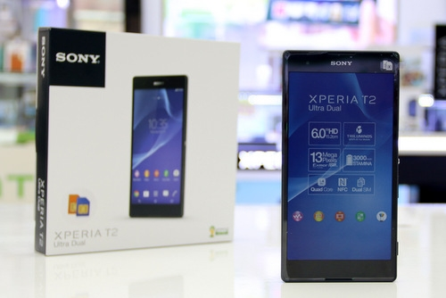 Mở hộp Xperia T2 Ultra - phablet 6 inch 2 SIM của Sony