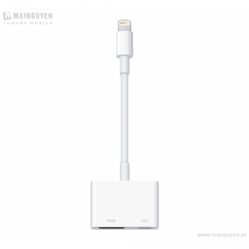 Apple Lightning Digital AV Adapter (MD826ZM) 1