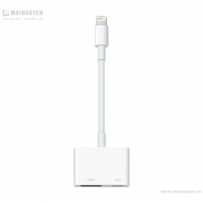 Apple Lightning Digital AV Adapter (MD826ZM)