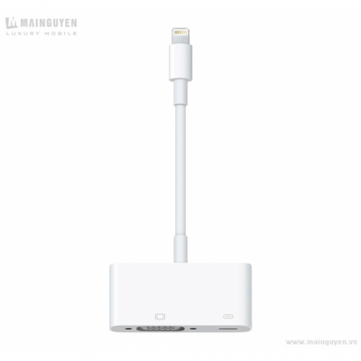 Apple Lightning to VGA Adapter (MD825ZM)