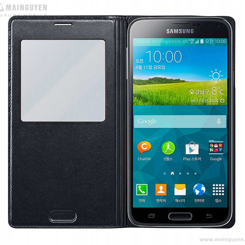 Samsung Galaxy S5 S-View Cover 3