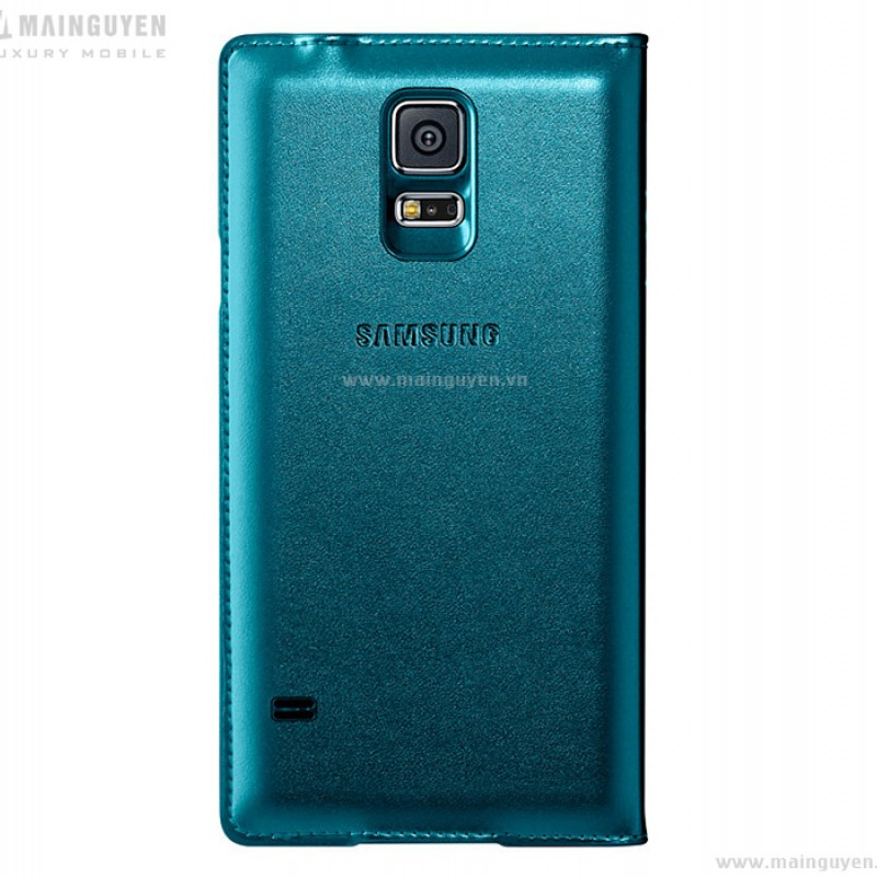 Samsung Galaxy S5 S-View Cover 8