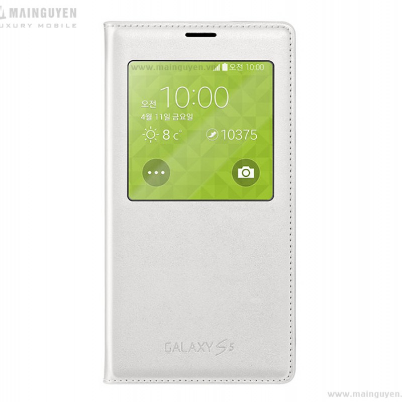 Samsung Galaxy S5 S-View Cover 13