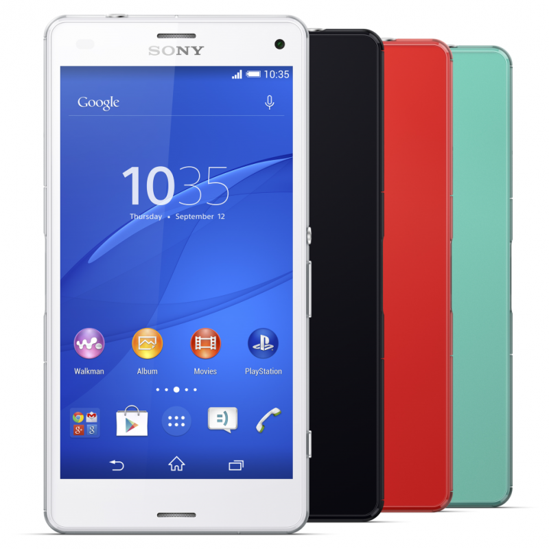 Xperia Z3 Compact D5833 1