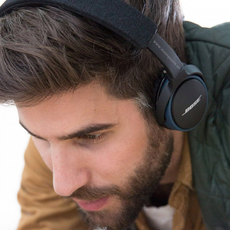 Tai nghe Bose SoudLink On-Ear Bluetooth 17