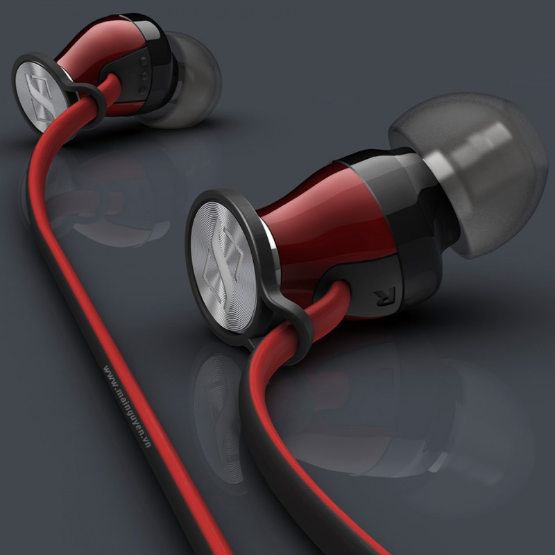 Tai nghe Sennheiser MOMENTUM In-Ear cho iPhone, iPod, iPad 2