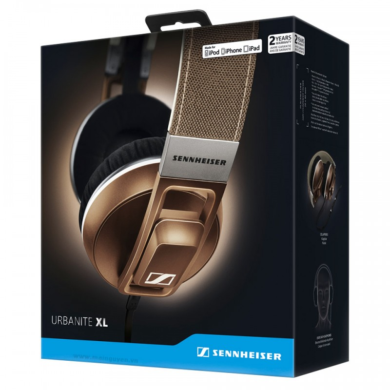 Tai nghe Sennheiser URBANITE XL cho iPhone, iPod, iPad 15