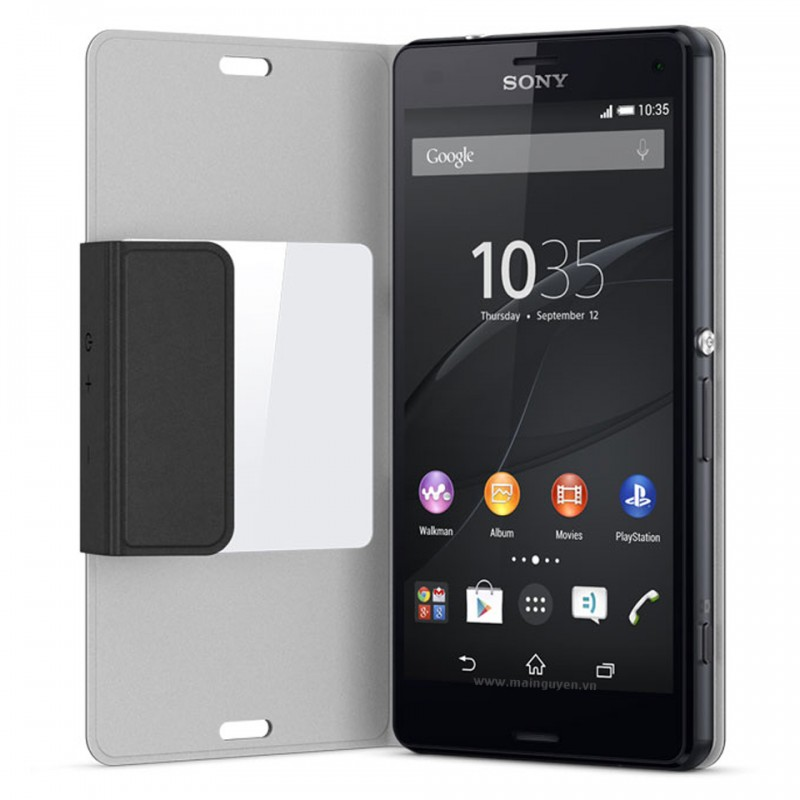 Sony Xperia Z3 Compact Style Cover Window SCR26 2
