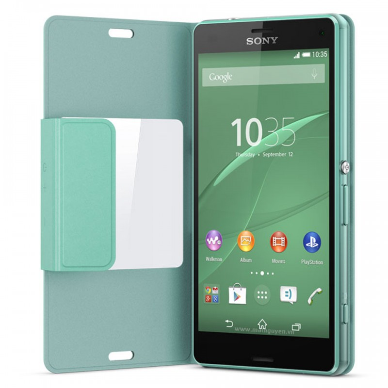 Sony Xperia Z3 Compact Style Cover Window SCR26 6