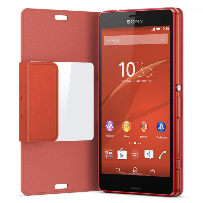 Sony Xperia Z3 Compact Style Cover Window SCR26 4