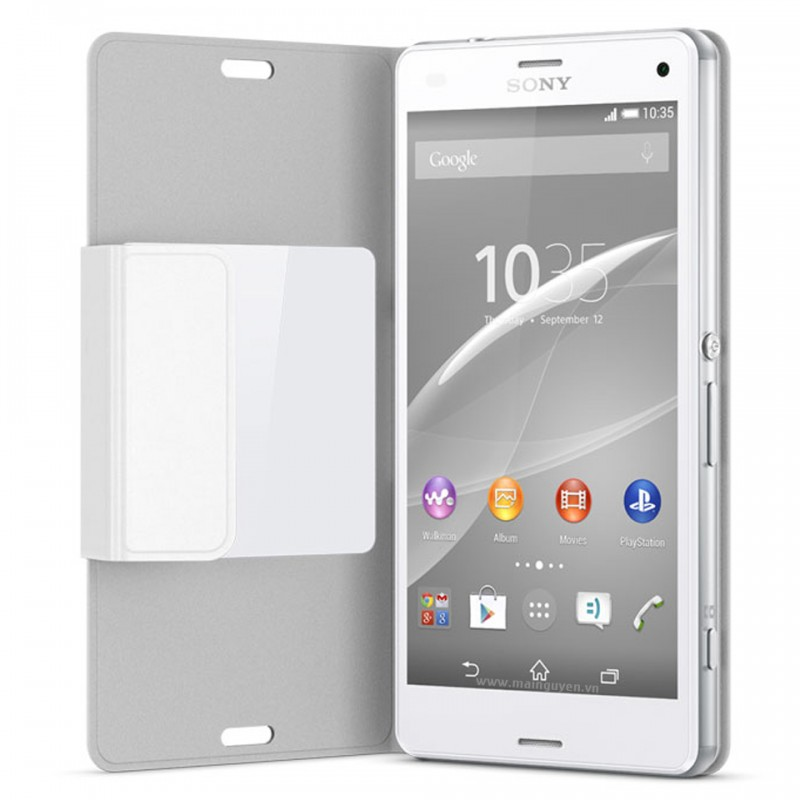 Sony Xperia Z3 Compact Style Cover Window SCR26 8
