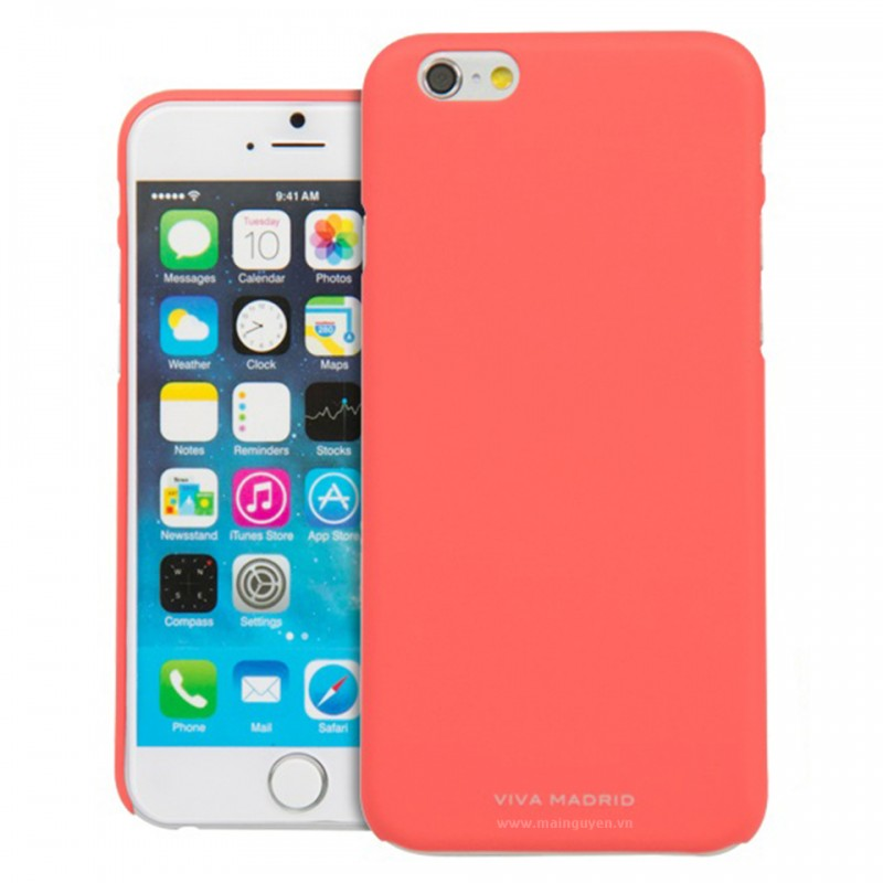 Ốp lưng cho iPhone 6 - Viva Airefit Viso Collection 2
