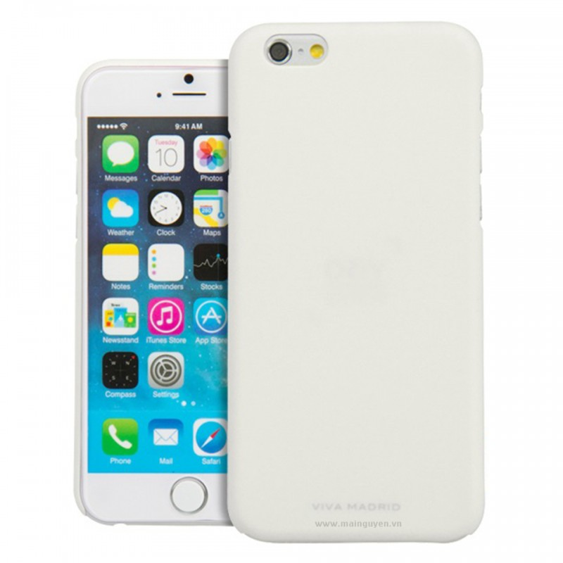Ốp lưng cho iPhone 6 - Viva Airefit Viso Collection 3
