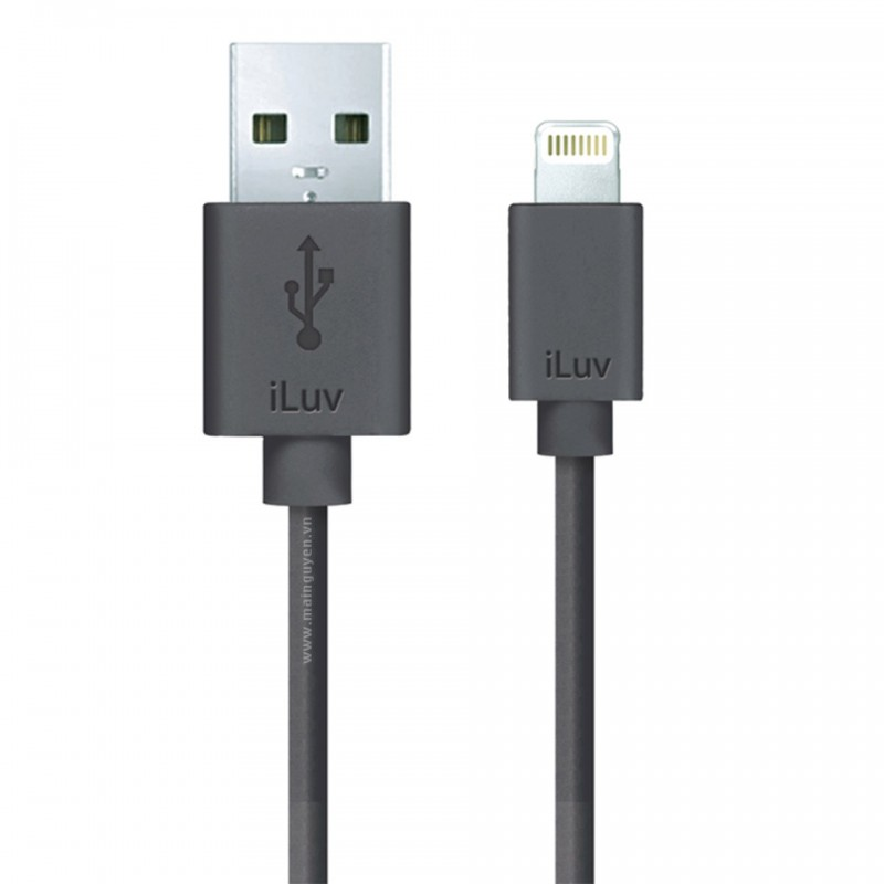 iLuv High Quality Lightning Cable 1