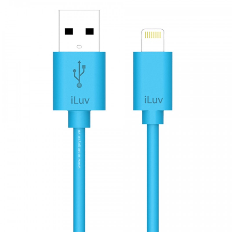 iLuv High Quality Lightning Cable 4