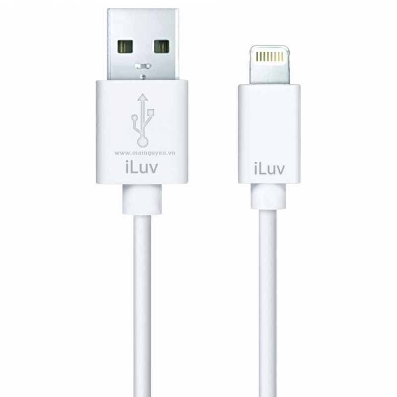 iLuv High Quality Lightning Cable 3
