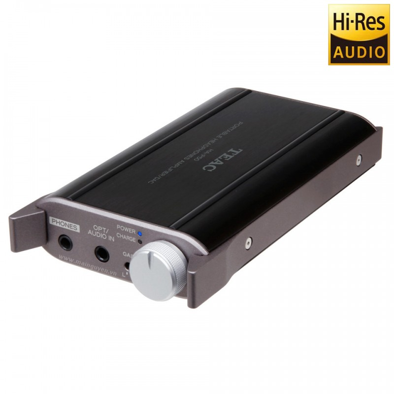 TEAC Portable Headphone Amplifier HA-P50 1