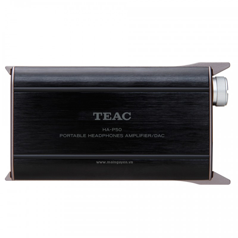 TEAC Portable Headphone Amplifier HA-P50 5