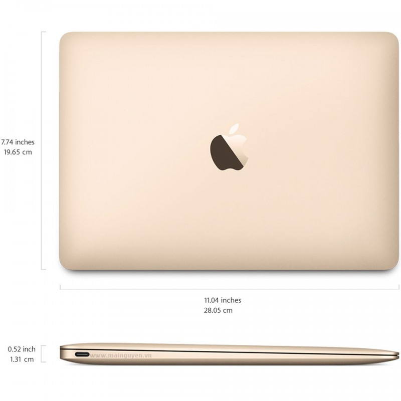 Macbook 12 inch 512GB 11