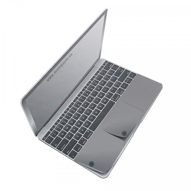 Dán kê tay JCPal Wristguard for New MacBook 12 inches 3
