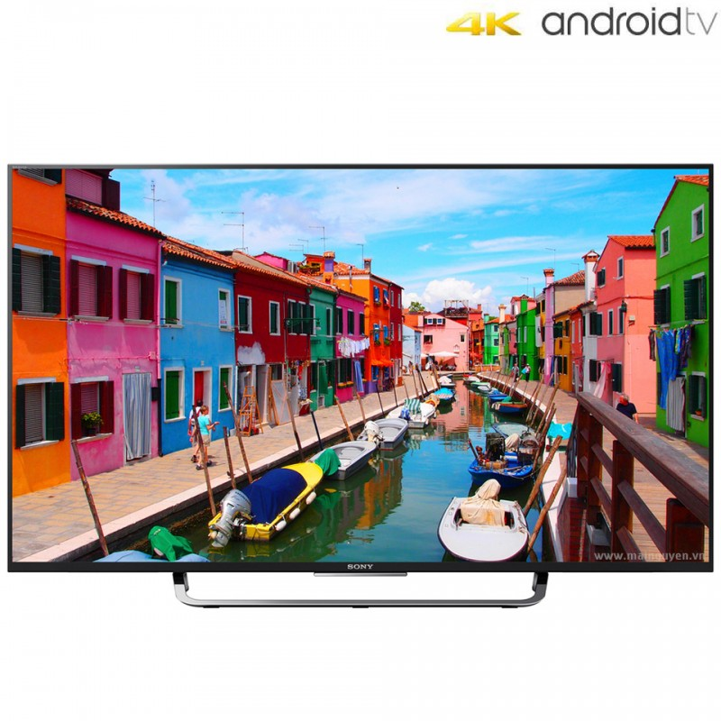 4K Android Tivi LED Sony Bravia KD-43X8300C 43 inch (2015) 2