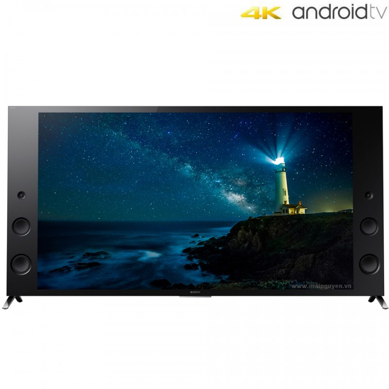 4K Android Tivi 3D / LED Sony Bravia KD-65X9300C 65 inch (2015) 1