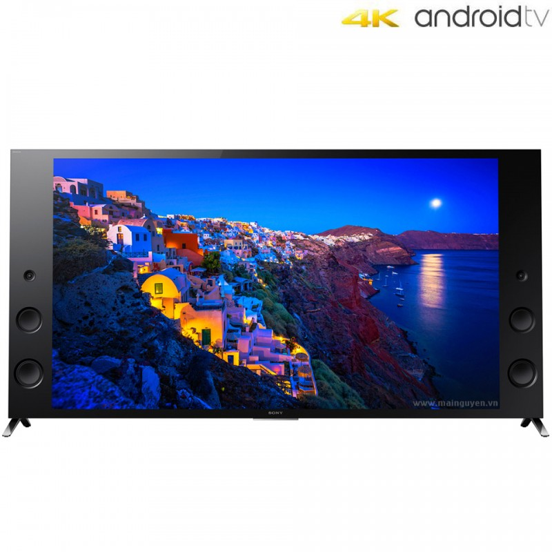 4K Android Tivi 3D / LED Sony Bravia KD-65X9300C 65 inch (2015) 2