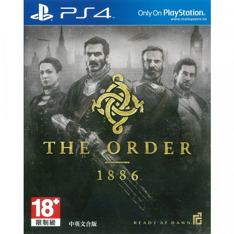 The Order: 1886 (PCAS-02008) 1