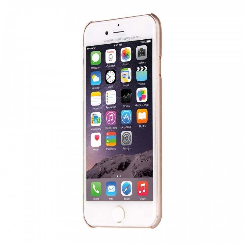 Ốp lưng cho iPhone 6 Viva Madrid Metalino 2