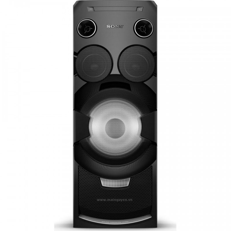 Sony Home Audio System MHC-V7D 8