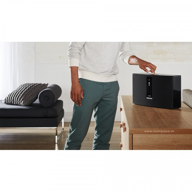 Loa Bose SoundTouch 30 Series III wireless music system 16