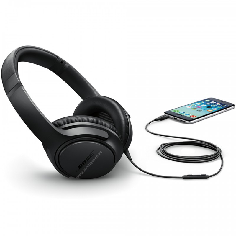 Tai nghe Bose SoundTrue around-ear II cho Android 4