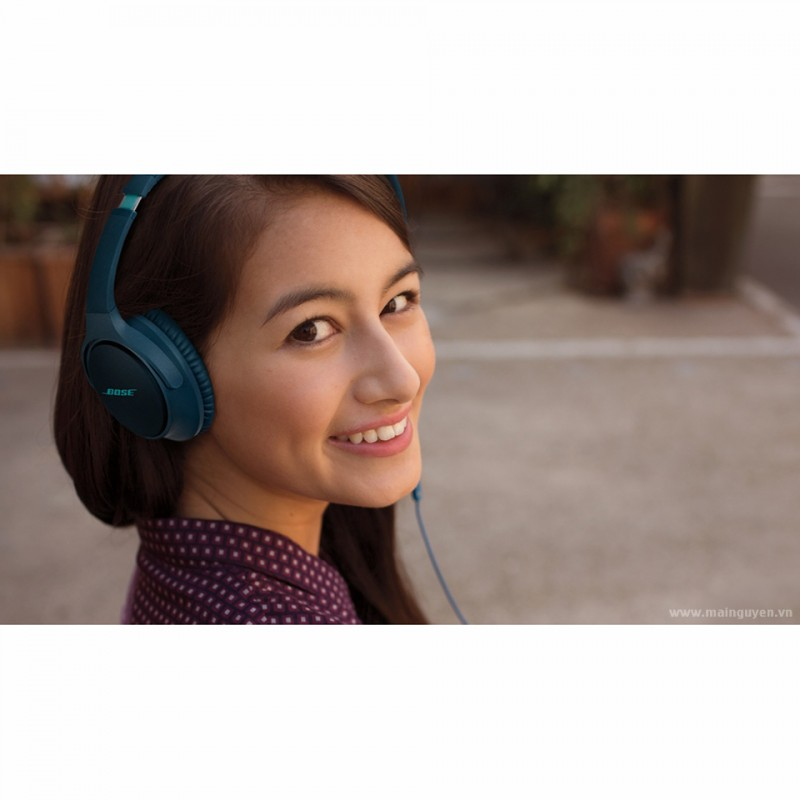 Tai nghe Bose SoundTrue around-ear II cho Android 14