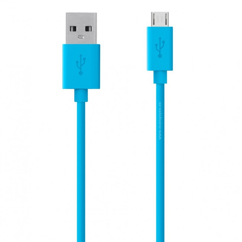 Cáp Belkin USB-A to Micro USB-B Cable Sync and Charge 1.2m F2CU012bt04 1