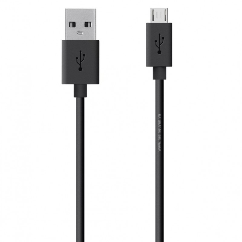Cáp Belkin USB-A to Micro USB-B Cable Sync and Charge 1.2m F2CU012bt04 7