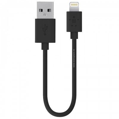 Cáp Belkin Lightning Sync and Charge Cable 15cm F8J023bt06IN