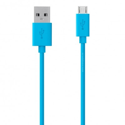 Cáp Belkin USB-A to Micro USB-B Cable Sync and Charge 1.2m F2CU012bt04