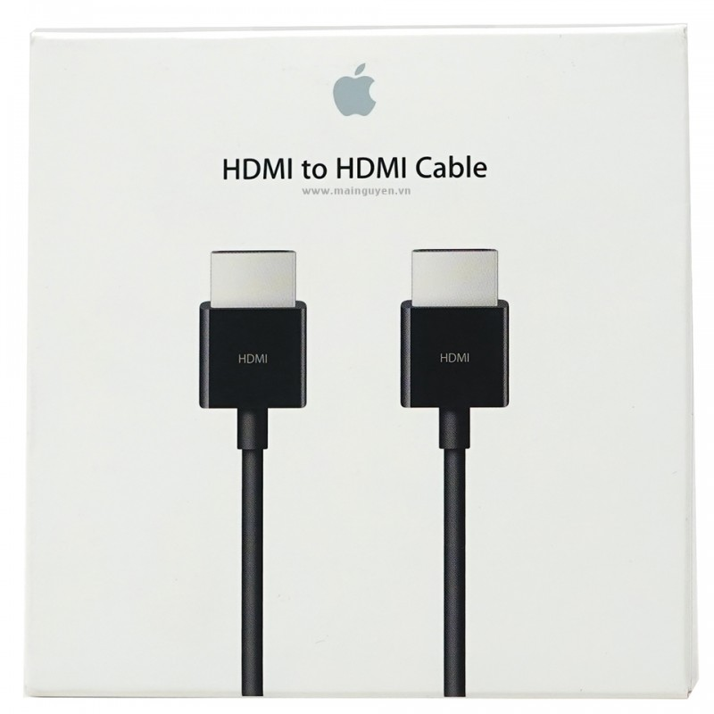 Apple HDMI-to-HDMI Cable 1.8m MC838ZM/A 4