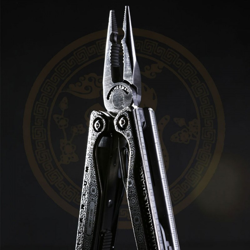 Dụng cụ đa năng Leatherman Charge TTi Year Of The Monkey 7