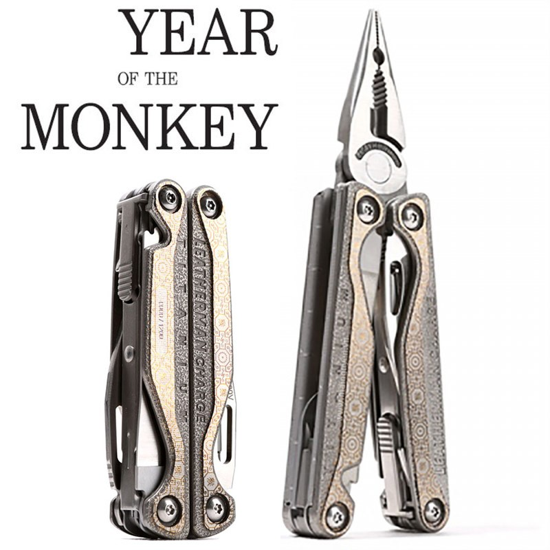 Dụng cụ đa năng Leatherman Charge TTi Year Of The Monkey