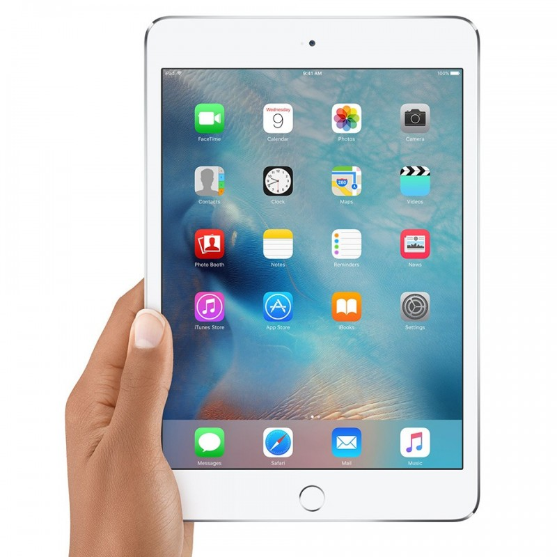 iPad mini 4 WiFi + Cellular 128GB 21