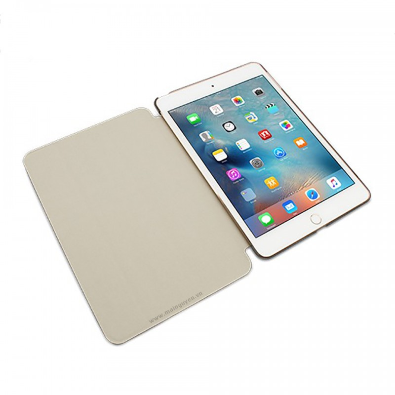 Bao da cho iPad mini 4 - JcPal Ultrathin Clear 3