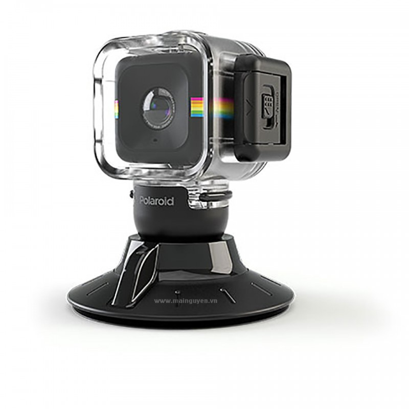 Waterproof Case + Suction Mount for Polaroid Cube POLC3WSM 2